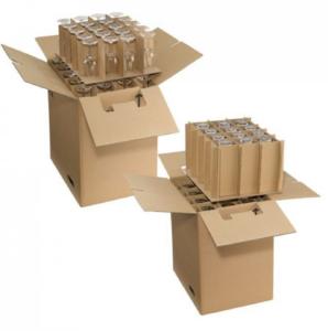 Förpackningar och kartonger producerade på Kaizen