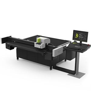 Nytt Kongsberg X20 designer, skärbord