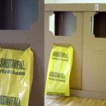Asbestsluss, saneringsprodukter
