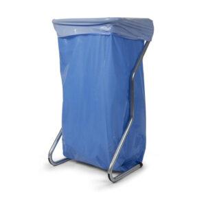 LLD Polyetensäckar x3 blå/vit
