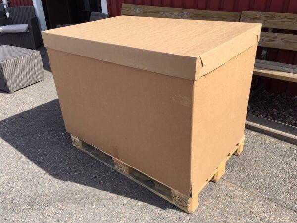 Kartonger & Förpackningar i Well